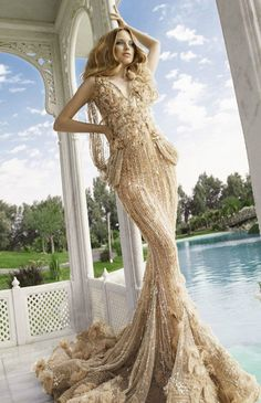 Shady Zeineldine Haute Couture S/S 2012