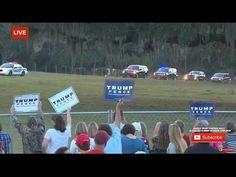 FULL SPEECH: Donald Trump Tears Into Joe Biden, Barack Obama & Hillary Clinton At Tallahassee Rally - YouTube