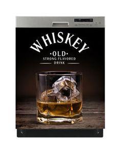 Naklejka na zmywarkę - Whisky 6526