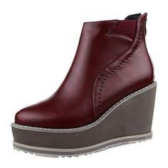 Pas cher 2015 hiver femmes bottes en cuir véritable bottines à talons hauts mode plate   forme de qualité bottes brand design chaussures femme DS613 1, Acheter  Bottes pour femmes de qualité directement des fournisseurs de Chine:                                      S