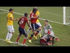 El gol de Yepes le costaria 1 Billon de Euros a la FIFA #EraGoldeYepes