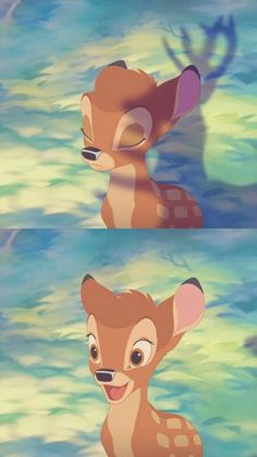 Bambi Disney, Disney Mode, Disney Art, Cartoon Wallpaper Iphone, Cute Disney Wallpaper, Cute Cartoon Wallpapers, Disney Background, Cartoon Background, Cartoon Profile Pics