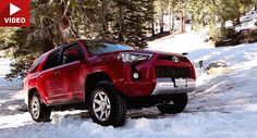 2015 Toyota 4Runner Proves Off-Road Credentials
