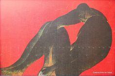 Sin Título (Hombre) Ricardo Martinez  Categoría: Lithografía - Grabado. Técnica: Geecle sobre lienzo.  Medidas: 55 x 80 cms. Fecha: S/f. Enmarcada: Si. Firmada: Si.   _______________  Untitled ( Man ) Ricardo Martinez Category: Lithograph - Engraving. Technique: Geecle on canvas. Dimensions: 55 x 80 cms. Date: S / f . Framed : Yes . Signed : Yes .  #arte #art #ricardomartinez #geecle #artemexico #mexicanart #artistamexicano #mexicanartists #gael #pasionporelarte #galeriartenliena