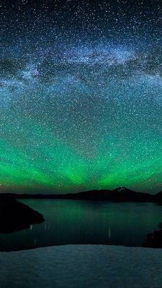 Northern lights:)