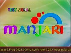 Manjari testing on AS5 C Band - ThaiSatellite TV