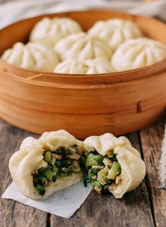 Today, vegetarians and vegans, we're talking to you! These Steamed Vegetable Buns are 100% vegan––and delicious. After our recent posts of the Perfect Prime Rib Roast and Bill's Pernil-Style Pork Roast to name a few, I felt the need to put out something meatless and tasty for our vegan and vegetarian readers or anyone who …