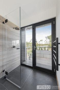 Frameless Shower Screen Price - online - install in 7 days* Shower Screens, Bath Screens, Frameless Shower, Entry Doors, Showers, Baby Shower, Glass, Top, Inspiration