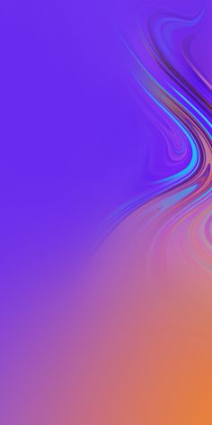 Picture Of Colorful Waves In Abstract For Xiaomi Redmi 5 Plus