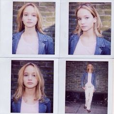 Young Jennifer Lawrence
