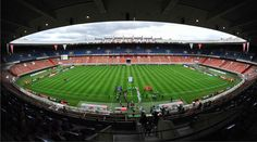 @PSG le stade Parc des Princes #9ine