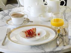 Excellence: Royal Crown Derby Entertains has unveiled its fine bone china tableware offering for the luxury hotel market at The Waldorf Hilton, London. www.royal-crown-derby.co.uk #tableware #dining #royalcrownderby #entertaining