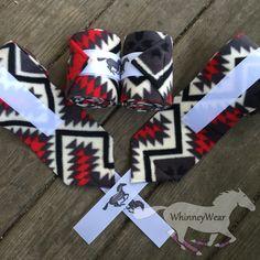 Aztec polo wraps, www.whinneywear.com