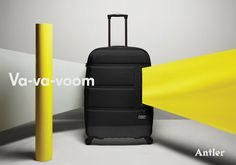 Campaign photography created by Mammal for British luggage brand Antler.