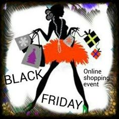 ♡OPEN VENDOR SPOTS♡ ♡~♡~♡~♡~♡~♡~♡~♡~♡  $BLACK FRIDAY WEEKEND SHOPPING EVENT$ The biggest shopping weekend of the year!!  I'm filling vendor spots now! only 1rep per company, spots are $10 Kicking off November 27-30. EXPOSE your direct sales business to 1,000's of facebook shoppers! ADVERTISE WITH US! PM me to reserve your spot. they wont last!!  ::FILLED SPOTS:: JAMBERRY NAILS TUPPERWARE YOUNIQUE IT WORKS SCENTSY PURE ROMANCE CHLOE & ISABELLE PAPARAZZI ORAGAMI OWL THIRTY ONE MARY KAY…