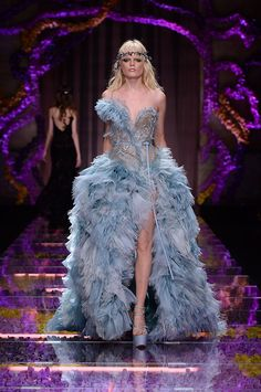 アトリエ ヴェルサーチ(Atelier Versace) 2015AW Haute Couture コレクション Gallery27
