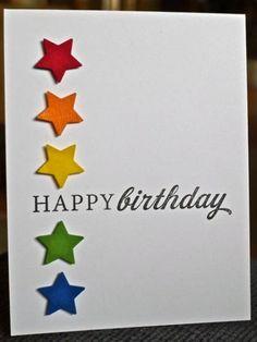 card, simple but cute