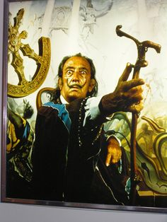 the role of salvado dali in the spread of surrealism Extensive gallery of salvador dali's paintings, drawings,  dali has endowed surrealism with an instrument of primary importance,  has spread like wildfire,.
