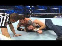 Dean Ambrose vs Bad News Barrett : Smackdown [Full Match]