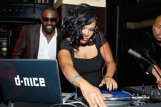 Photo by Cindy Ord/Getty Images for BET Bet Awards, Black Girls Rock, Dj