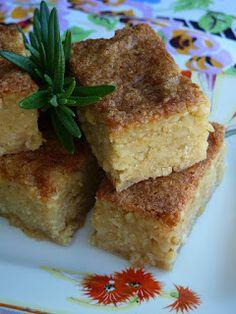 TIFFIN - bite sized food adventures: Spicy Cashew Love Cake - SABH