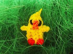 YouTube - Osterküken in 3D Rainbow Loom, Disney Characters, Fictional Characters, 3d, Videos, Youtube, Easter Activities, Tutorials, Fantasy Characters