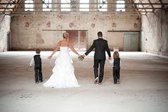 wedding, children, factory