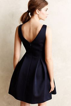 Ravine Flared Dress - anthropologie.com