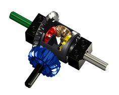 Принцип работы агрегатов автомобиля в GIFках