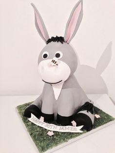 Donkey cake