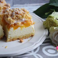 Sernik z brzoskwiniami - rewelacja Banana Bread, Cheesecake, Desserts, Recipes, Baking, Tailgate Desserts, Deserts, Cheese Cakes, Bakken