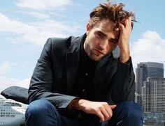 Robert Pattinson prepara su propia línea de ropa