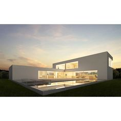 NEW PROJECT. House in Madrid #FranSilvestreArquitectos #FranSilvestre #Madrid #Architecture #Arquitectura #archilovers #design #diseño #Valencia #Spain