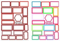 A HUGE cache of printables, mostly Christmas has WHOVILLE GIFT TAGS!!! to use with soldier's special gifts