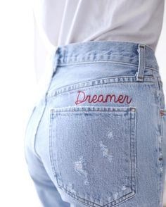 "3,974 Likes, 19 Comments - Urban Outfitters NYC (@uonewyork) on Instagram: ""Dreamer. ♥️ #UODenim 