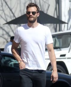 What a man!  #JamieDornan