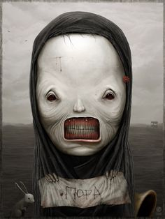 BetweenMirrors.com | Alt Art Gallery: Anton Semenov - The Dark Art of Gloom82