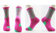 huge selection of 23da5 c2212 Aliexpress.com   Buy Profession USA Basketball Socks men high elastic  breathable running racing sport
