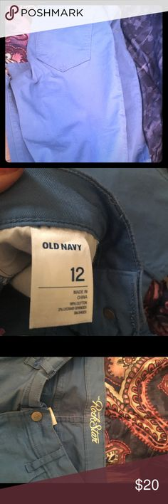 Old navy ROCKSTARS, New without tags old navy skinny jeans Old Navy Jeans Skinny