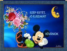 Good Night, Minnie Mouse, Erika, Disney Characters, Art, Nighty Night, Art Background, Kunst, Performing Arts