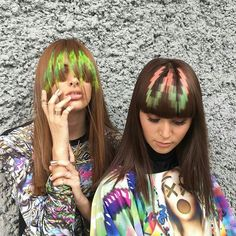 Still love this #pixelhair #hairinspo #hairideas #Repost @kasperthomas ・・・ Pixeladies..