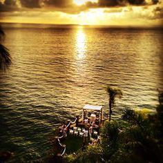 Le Kliff Restaurant. #PuertoVallarta #Mexico #International #Cuisine #Gourmet