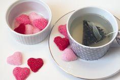 Heart shaped sugar - Creative Side Of Life