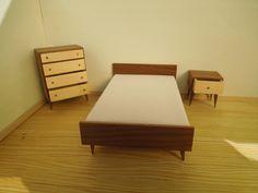 Best Mid Century Kent Coffey Bedroom Suite Coffee Mid 640 x 480