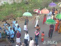Pindi Perunnal: Pindi Perunal in Irinjalakuda,thirunal pradakshanum