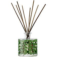 Buy Orla Kiely Basil & Mint Scented Reed Diffuser, 100ml Online at johnlewis.com