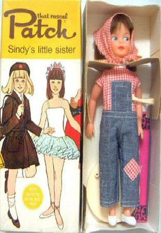 Patch, Sindy's little sister