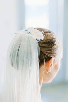 A whimsical wedding in an olive grove in the Cyclades. Wedding Veils, Chic Wedding, Elegant Wedding, Wedding Day, Bridal Veils, Lace Hairpiece, Greek Wedding, Whimsical Wedding, Island Weddings