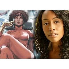 "According to Deadline Simone Missick has been cast as Misty Knight in the upcoming ""Luke Cage"" Netflix show! Share your thoughts in the comments!  #WeAreWakanda #mistyknight #lukecage #heroesforhire #powerman #mikecolter #netflix #tv #comics"