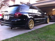 Official Lowered Outback Thread - Subaru Legacy Forums
